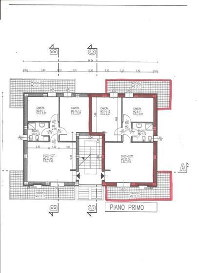 9.A.2.1.3 Appartamento FAVARO VENETO