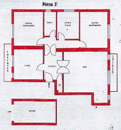 2.A.3.3.57 – MESTRE – Appartamento